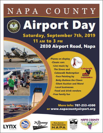 Airport Day PDF flyer thumbnail image