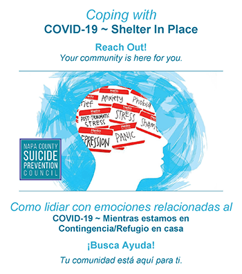 Reach Out! Mental health resources during COVID-19 in English and Spanish