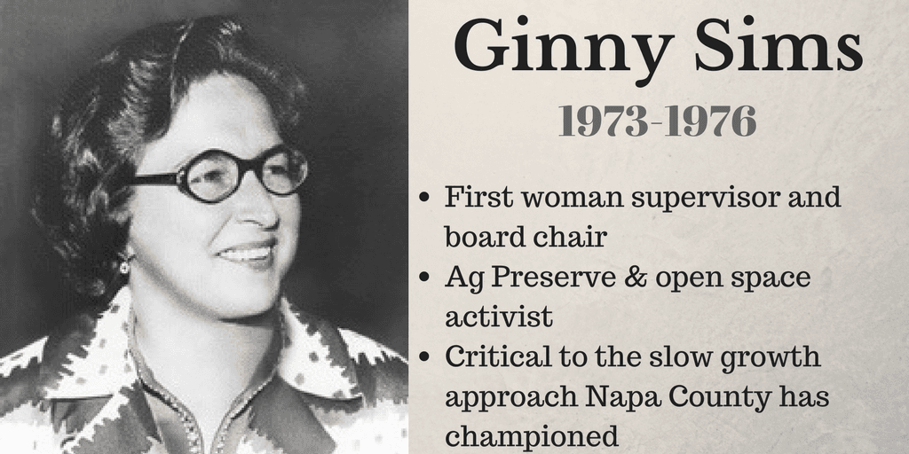 Ginny Sims and her legacy