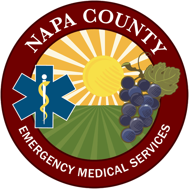 Napa County Emergency Medical Services Logo