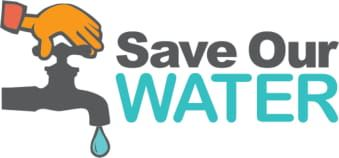 Daily Water Saving Tips, Fix Leaks - Saves 110 Gallons per Month